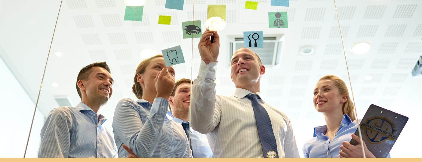Teamnetwork - Assistenza pre e post vendita forniture dentali