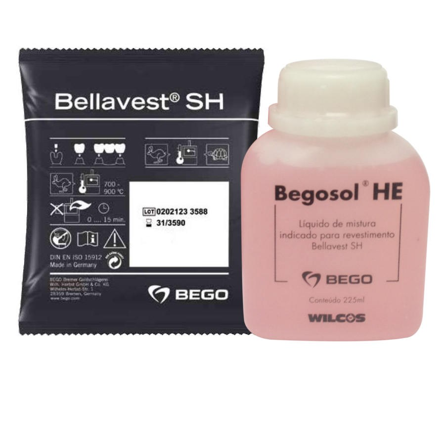 BEGO Test Set