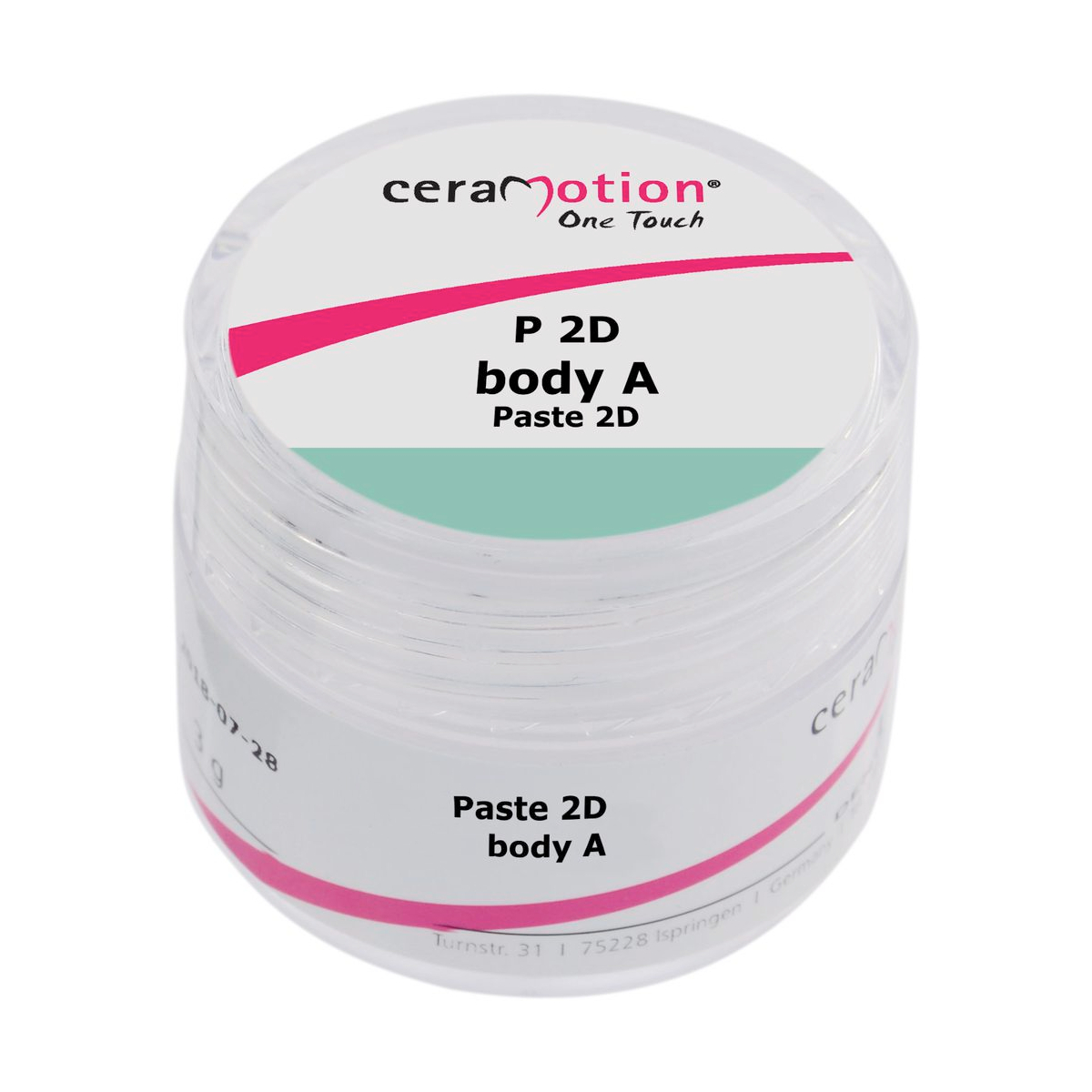 CeraMotion One Touch - Supercolori 2D