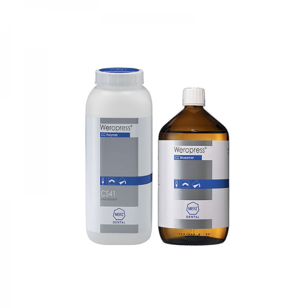 WEROPRESS Monomer e Polymer