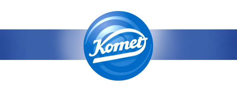 kit frese komet promo