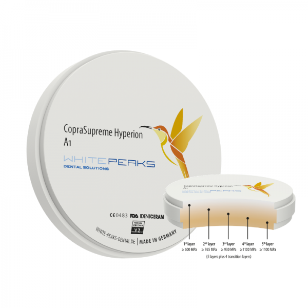 CopraSupreme Hyperion - WHITEPEAKS