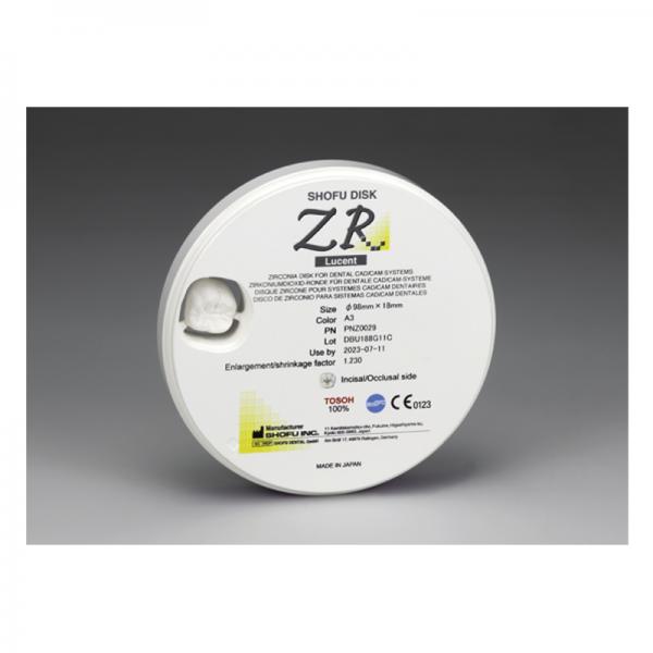 Disk ZR Lucent