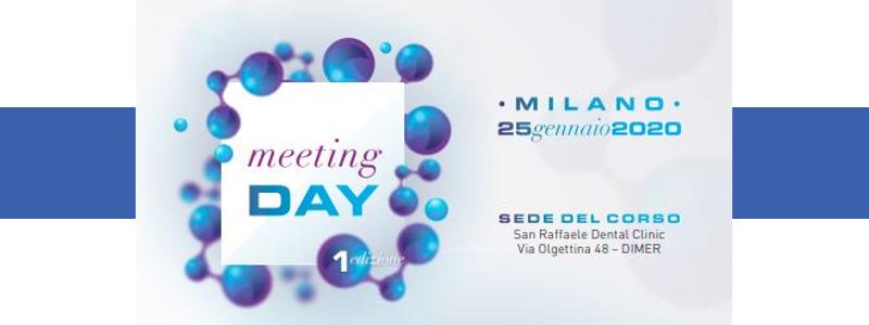 MEETING DAY - 1 Edizione